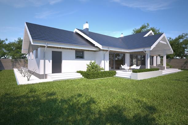 projekt domu Noordwijk