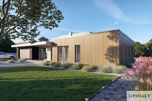 Wrześniowa promocja na projekty domów z płaskim dachem