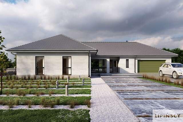 Projekt domu - DCB133-Andora