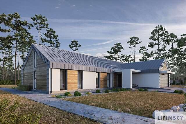 Projekty Domów Z Antresolą I Wysokim Sufitem Lipińscy Domy