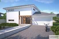Projekt domu - DCP268f-Belfast VII