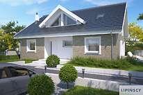Projekt domu - DCP328-Rodez