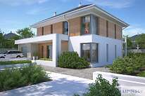 Projekt domu - DCP332c-Carrara IV