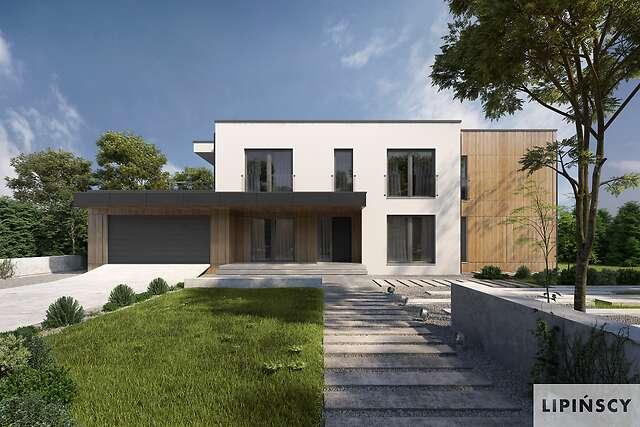 Projekt domu - DCP371-Santander