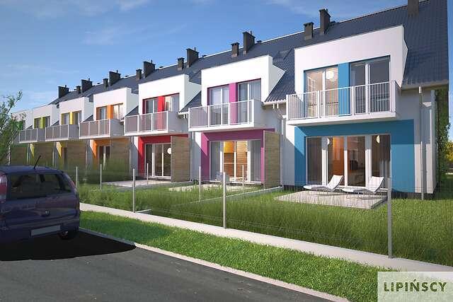 Zobacz powiększenie wizualizacji ogrodowej - projekt Edmonton