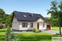 Projekt domu - LMB31e-Tuluza VI