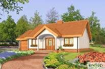 Projekt domu - LMB41a-Sofia II