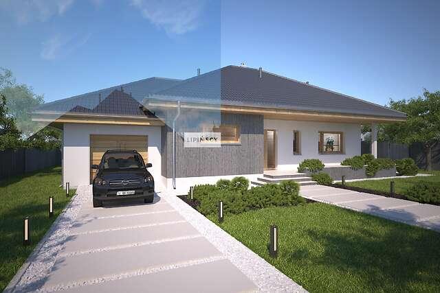Zobacz powiększenie wizualizacji frontowej - projekt Denver II