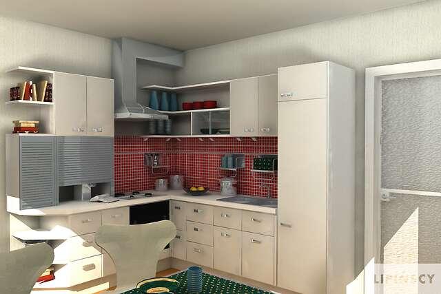 Zobacz powiększenie wizualizacji wnętrza - projekt Norfolk