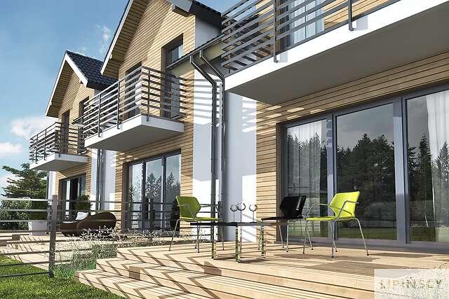 Zobacz powiększenie wizualizacji ogrodowej - projekt Lillehammer